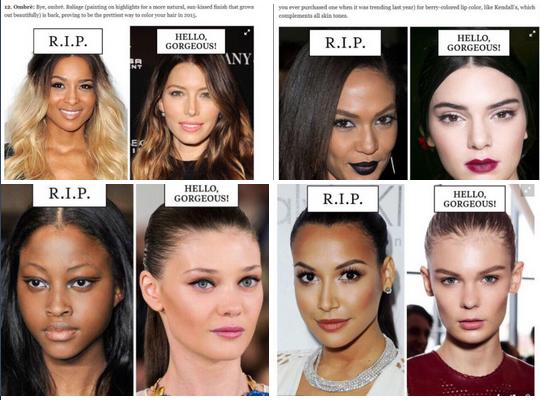 cosmo, cosmopolitan magazine, cosmopolitan controversy, cosmopolitan racist, cosmopolitan beauty trends, cosmopolitan 2015, racially insensitive article, cosmo rascist, white supremacy, white priviledge